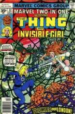 Marvel Two-In-One (1974-1983) #32 Variant B: 35 Cent Variant