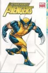 New Avengers (2010-2013) #1 Variant E: Gatefold Cover