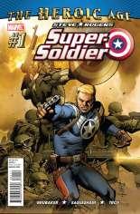 Steve Rogers: Super-Soldier (2010-2011) #1 Variant A