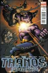 Thanos Imperative (2010-2011) #1 Variant B: 2nd Printing