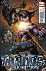 Thanos Imperative (2010-2011) #1 Variant B: 2nd Printing