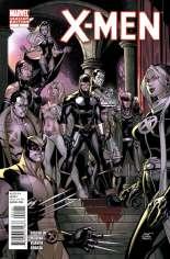 X-Men (2010-2013) #1 Variant E: 1:50 Variant