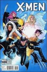 X-Men (2010-2013) #1 Variant B: Incentive Cover
