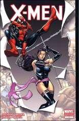X-Men (2010-2013) #1 Variant F: Gatefold Cover