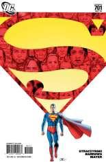 Superman (1939-1986, 2006-2011) #701 Variant A