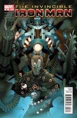 Invincible Iron Man (2008-2012) #28