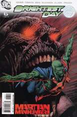 Brightest Day (2010-2011) #6 Variant A