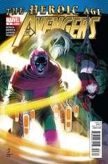 Avengers (2010-2012) #3 Variant A