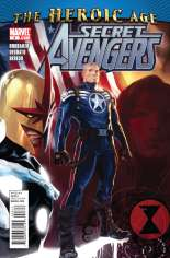 Secret Avengers (2010-2013) #3 Variant A