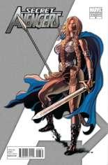 Secret Avengers (2010-2013) #3 Variant B: 1:40 Variant