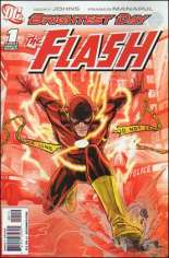 Flash (2010-2011) #1 Variant D: 2nd Printing