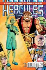 Hercules: Twilight of a God #3