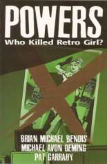 Powers (2000-2004) #TP Vol 1 Variant B: 2nd Printing