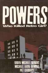 Powers (2000-2004) #TP Vol 1 Variant A