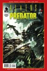Aliens vs. Predator (1990) #1 Variant C: One for One Reprint