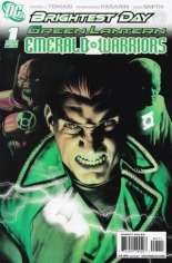 Green Lantern: Emerald Warriors (2010-2011) #1 Variant A