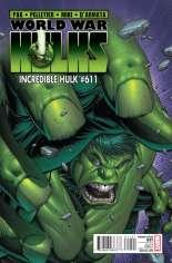 Incredible Hulk (2009-2010) #611 Variant B: 1:20 Variant