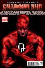 Shadowland (2010-2011) #1 Variant F: 3rd Printing