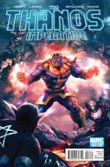 Thanos Imperative (2010-2011) #3 Variant A
