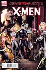 X-Men (2010-2013) #1 Variant I: 2nd Printing