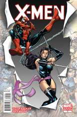 X-Men (2010-2013) #2 Variant B: 1:20 Variant