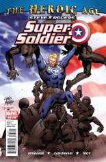 Steve Rogers: Super-Soldier (2010-2011) #2 Variant A