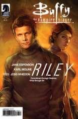 Buffy the Vampire Slayer: Riley (2010) #1 Variant A