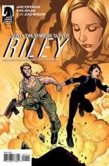 Buffy the Vampire Slayer: Riley (2010) #1 Variant B