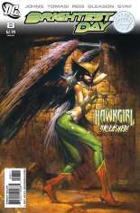 Brightest Day (2010-2011) #8 Variant A