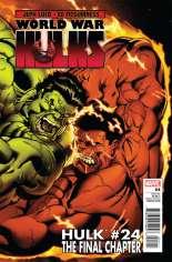 Hulk (2008-2012) #24 Variant A