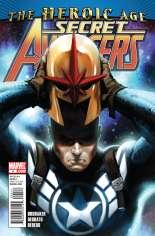 Secret Avengers (2010-2013) #4 Variant A