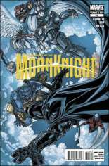 Vengeance of the Moon Knight (2009-2010) #10 Variant B: 2nd Printing