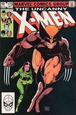 Uncanny X-Men (1963-2011) #173 Variant B: Direct Edition