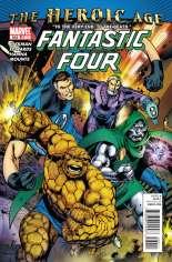 Fantastic Four (1998-2011) #582