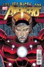 Avengers (2010-2012) #4 Variant A