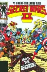 Secret Wars II Omnibus (2009) #HC Variant A: Book Market Edition