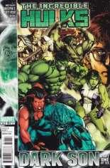 Incredible Hulks (2010-2011) #612 Variant A
