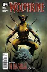 Wolverine (2010-2012) #1 Variant A