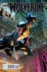 Wolverine (2010-2012) #1 Variant C: 1:40 Variant