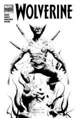 Wolverine (2010-2012) #1 Variant E: Sketch Cover