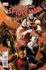 Amazing Spider-Man (1999-2014) #642 Variant B: Direct Edition
