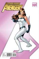 New Avengers (2010-2013) #4 Variant C: 1:40 Variant