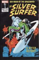 Silver Surfer (1968-1970) #11 Variant C: Marvel Legends Series V Reprint Packaged w/ Silver Surfer