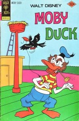 Moby Duck (1967-1978) #24 Variant A
