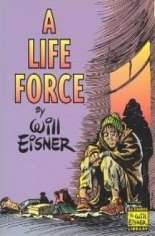 A Life Force #GN Variant C: DC Edition