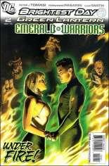Green Lantern: Emerald Warriors (2010-2011) #2 Variant B: 1:15 Variant