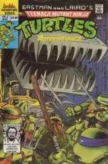 Teenage Mutant Ninja Turtles Adventures (1989-1995) #2 Variant C: 2nd Printing