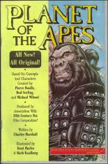 Planet of the Apes (1990-1992) #1 Variant C: Yellow wraparound