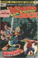 Howard the Duck (1976-1986) #1 Variant B: UK Edition