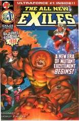 All New Exiles (1995-1996) #1 Variant D: Enhanced Art Cover